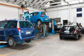 Fahrzeugreparatur